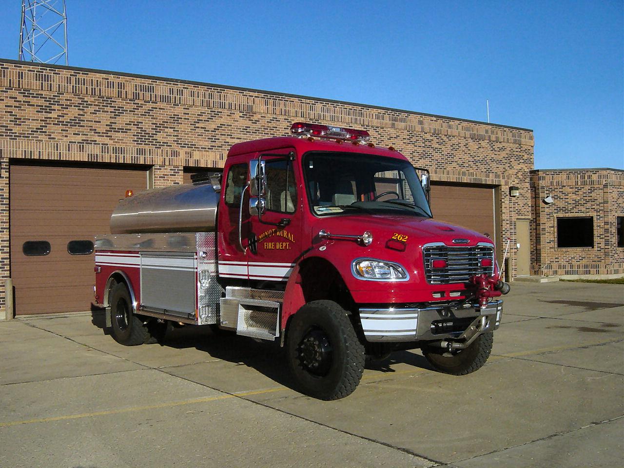 Minot rural fire department apparatus publicscrutiny Images
